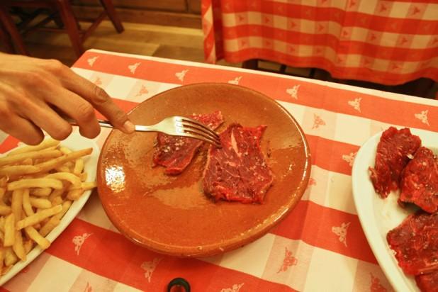La mejor carne de Madrid en los Restaurantes El Buey