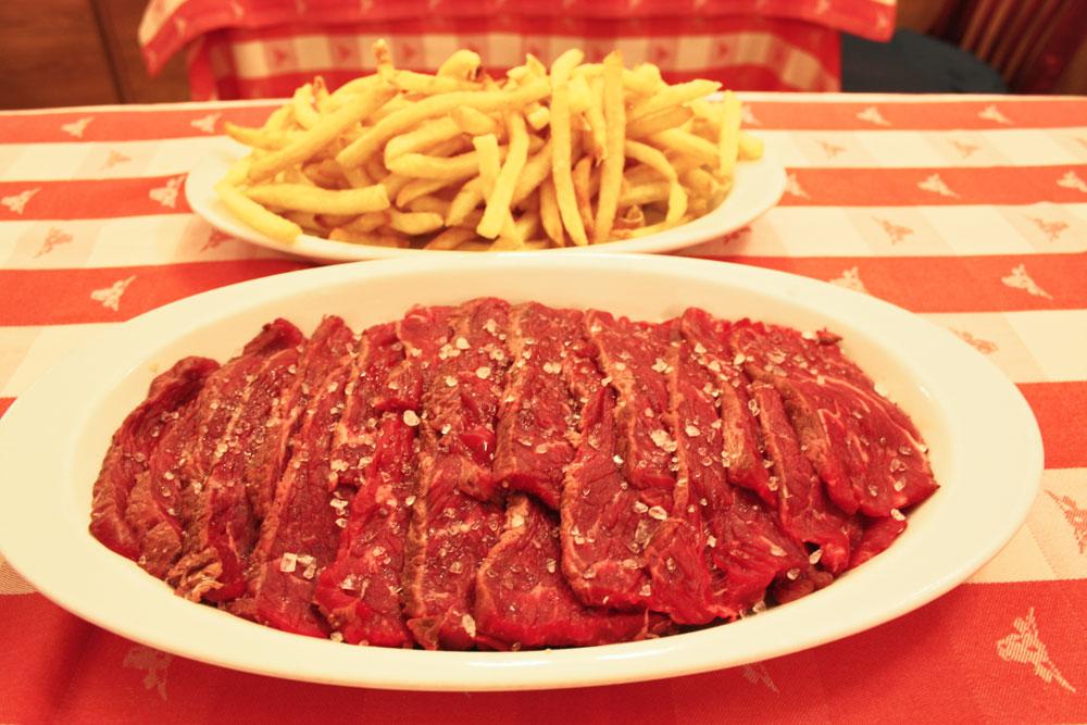 La carne de El Buey, no la hay igual